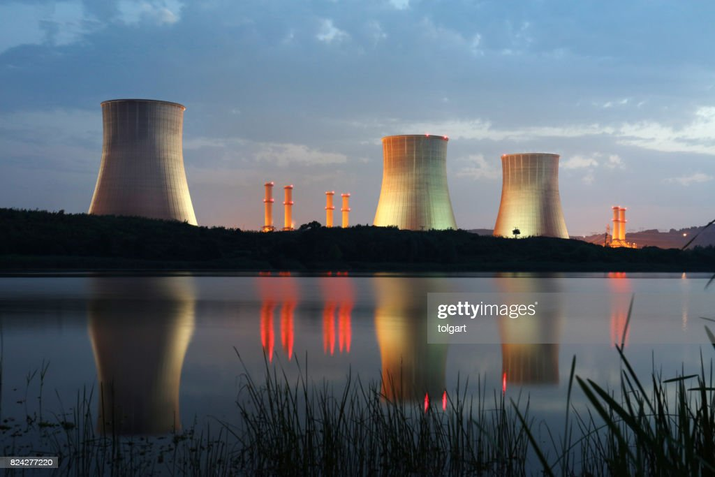 Power Station : Stock Photo