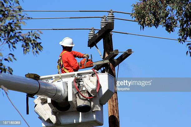 Power Workman, Landscape