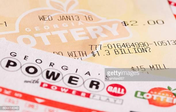 Powerball Lottery Billion