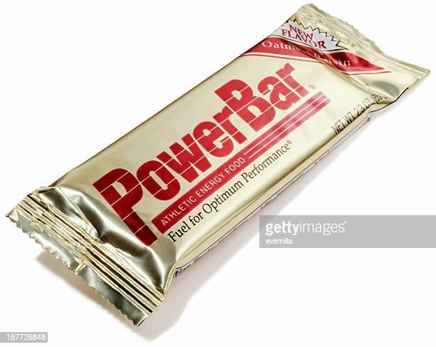 PowerBar énergie et barre de céréales