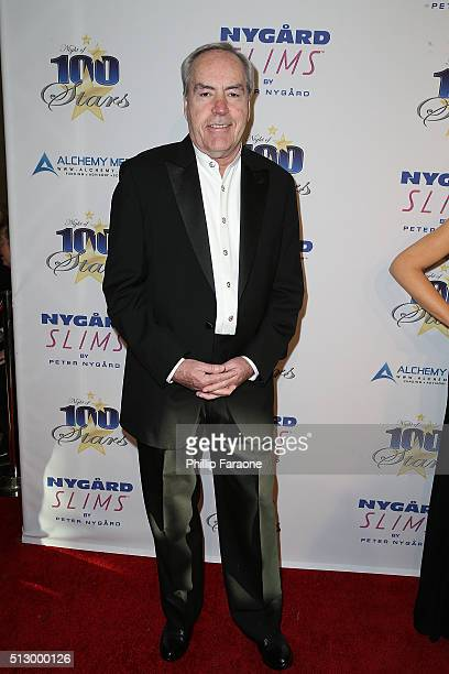 Powers Boothe attends Norby Walters' 26th Annual Night of 100 Stars Oscar Viewing at The Beverly Hilton Hotel on February 28 2016 in Beverly Hills...