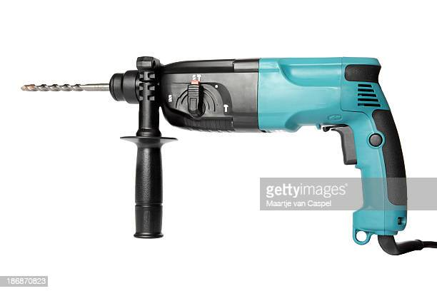 powertools - hammer drill - drill stock pictures, royalty-free photos & images
