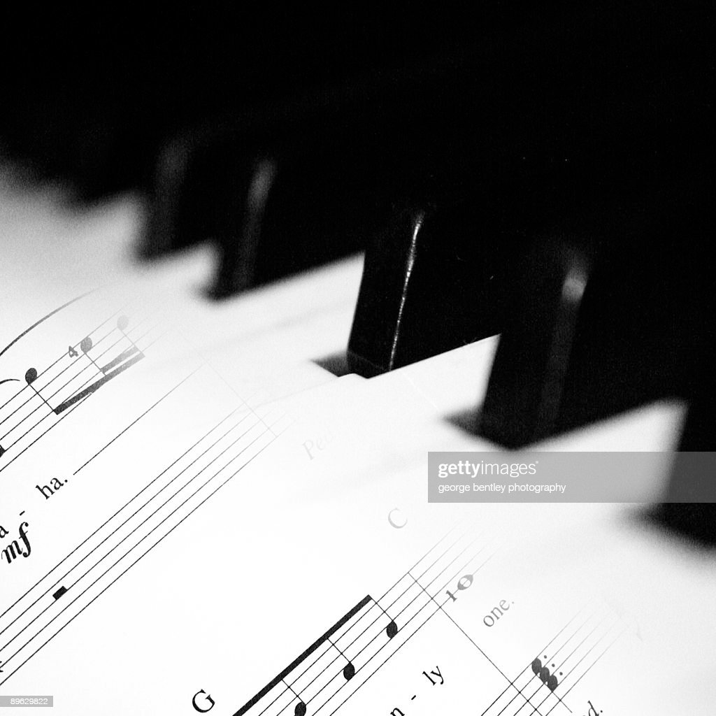 p.....p.....piano : Stock Photo