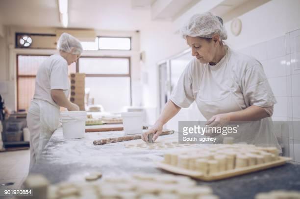Ppreparing Kuchen