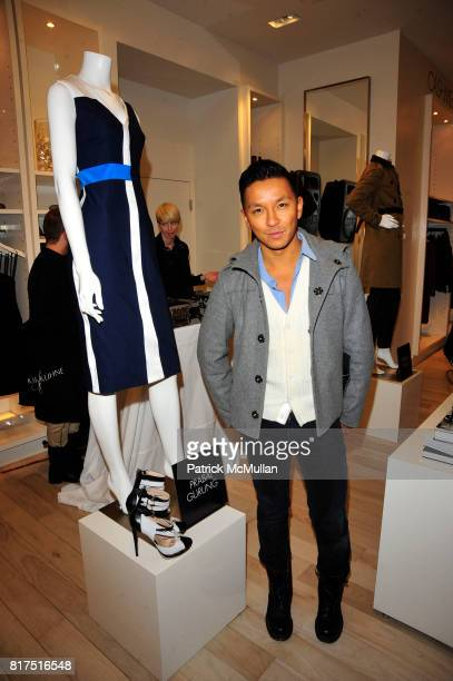Prabal Gurung attends Ann Taylor Flatiron Store Opening at Ann Taylor NYC on December 2 2010 in New York City