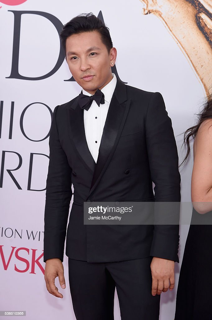 Prabal Gurung attends the 2016 CFDA Fashion Awards at the Hammerstein Ballroom on June 6, 2016 in New York City.