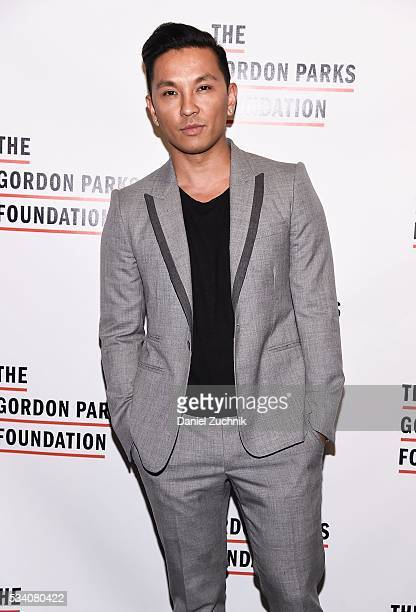 Prabal Gurung attends the 2016 Gordon Parks Foundation Awards Dinner at Cipriani 42nd Street on May 24 2016 in New York City