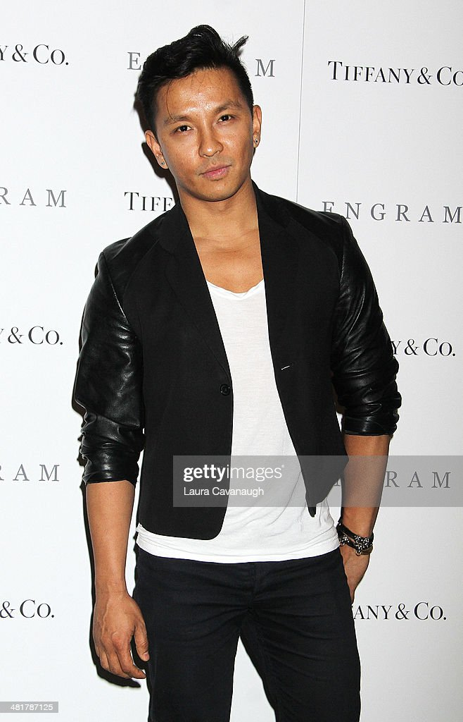 Prabal Gurung attends the 'Engram' screening at the Celeste Bartos Theater at the Museum of Modern Art on March 31, 2014 in New York City.