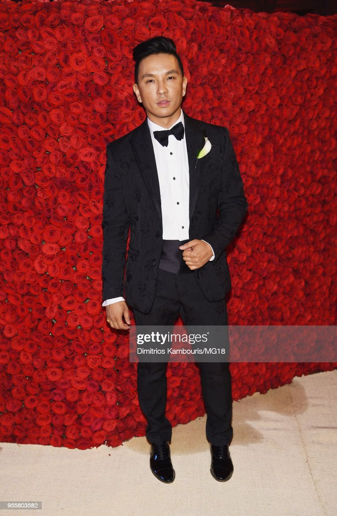 Prabal Gurung attends the Heavenly Bodies: Fashion & The Catholic Imagination Costume Institute Gala at The Metropolitan Museum of Art on May 7, 2018 in New York City.