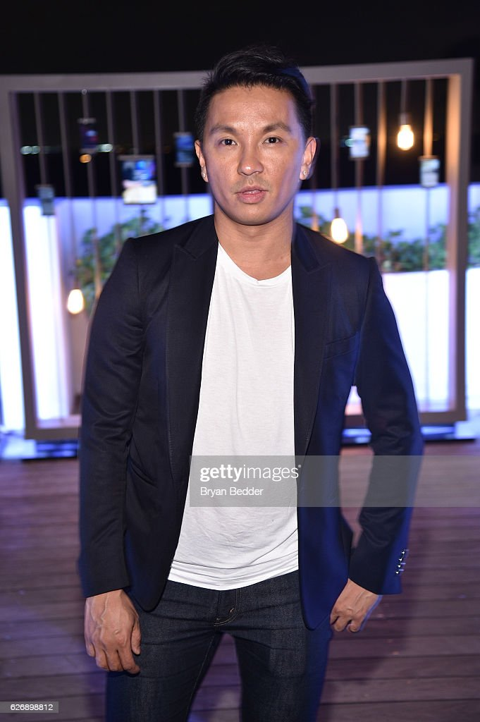 Prabal Gurung attendsÊhis Samsung Gear 360 Exhibition at Ocho at Soho Beach House during Art Basel on November 30, 2016 in Miami Beach, Florida.