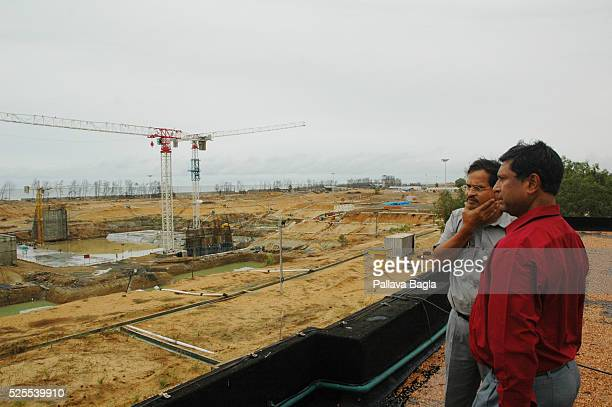 Prabhat Kumar wearing a red shirt is the project director of the PFBR at Kalpakkam The devastating tsunami of December 26 2004 also affected the...