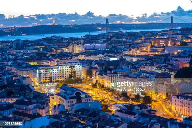 Praca Rossio, Lisbon