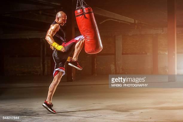 MMA Practice