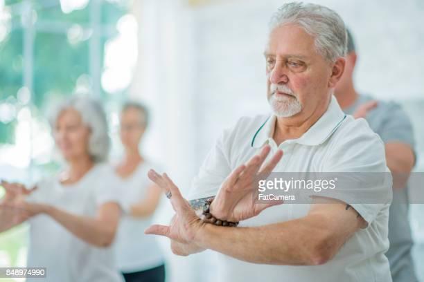 Practicing Tai Chi Indoors