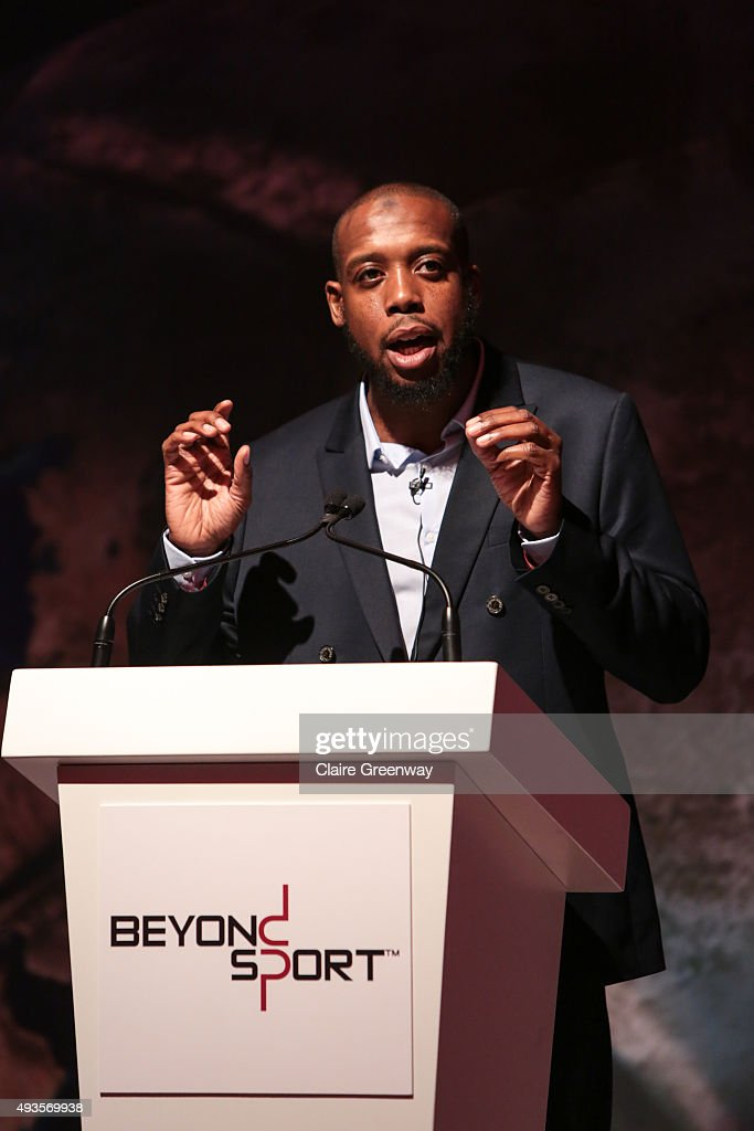 Beyond Sport Summit and Awards: Beyond Sport Main Stage Day : News Photo