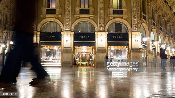 Prada Store Milan