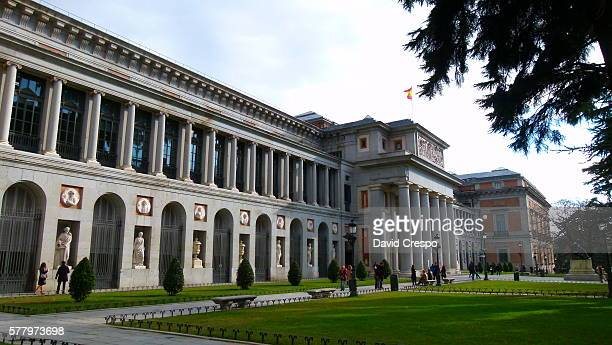 prado museum - prado stock pictures, royalty-free photos & images