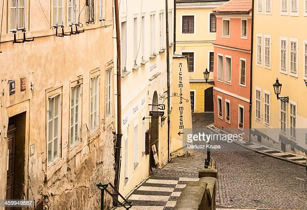 CONTENT] Prague alley