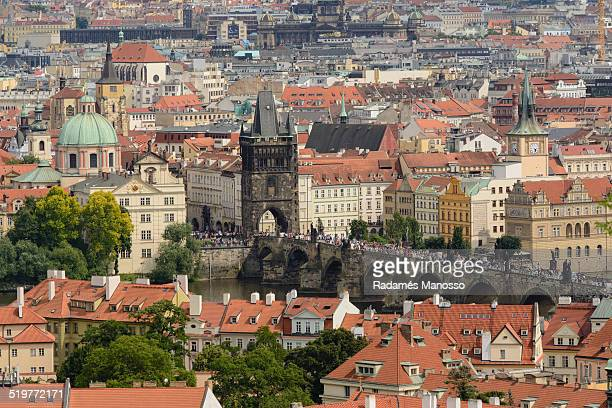 Prague historical center