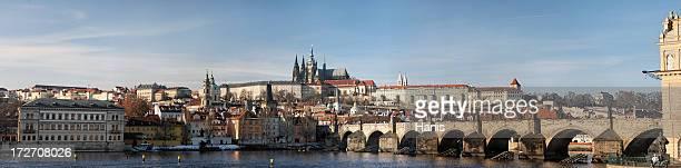 Prague Hradcany panorama