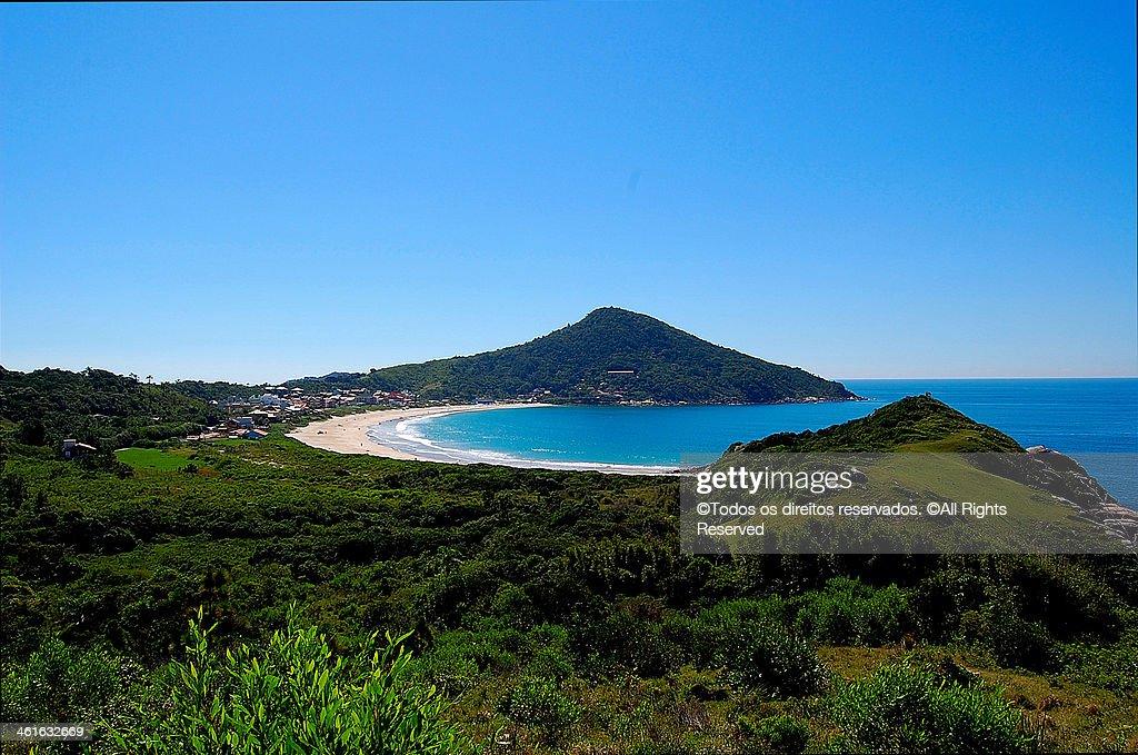 Praia de 4 Ilhas : Foto de stock
