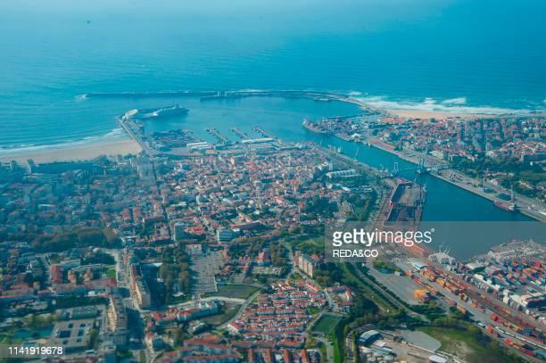 Praia de Matosinhos Porto Portugal Europe