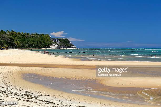 praia do espelho in trancoso - espelho stock pictures, royalty-free photos & images