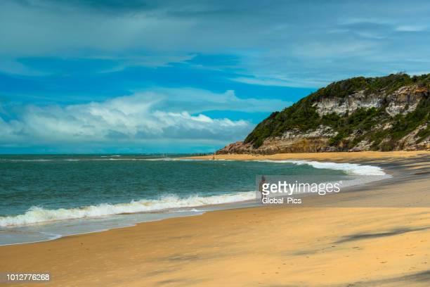 praia do espelho, porto seguro (bahia - brazil) - espelho stock pictures, royalty-free photos & images