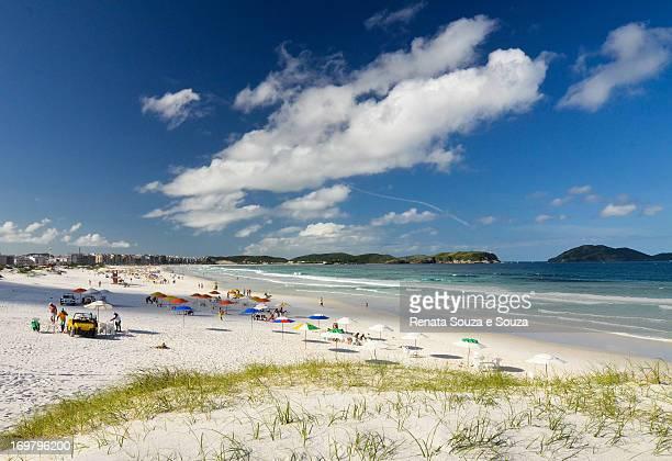 Praia do Forte - Cabo Frio - Brazil