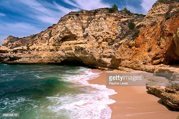 Praia do Paraiso, Carvoeiro