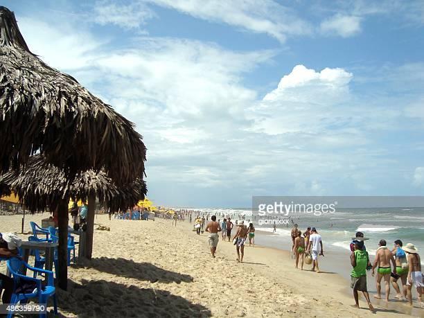 praia futuro, fortaleza brazil - futuro stock photos and pictures