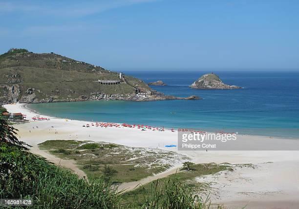 praia grande, arraial do cabo - arraial do cabo imagens e fotografias de stock