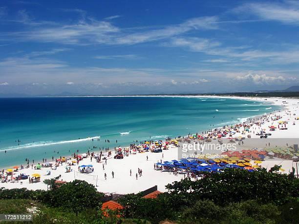 praia grande - arraial do cabo imagens e fotografias de stock