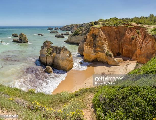 Praia Joao de Arens, Portimao, Portugal.