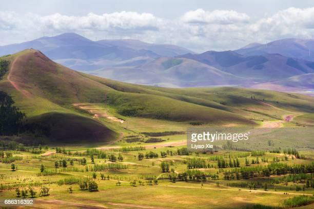 prairie - liyao xie stockfoto's en -beelden