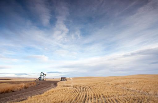Prairie Pumpjack 185258491