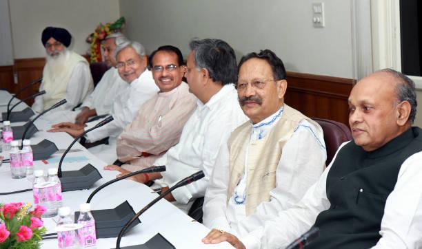 Prakash Singh Badal Punjab Chief Minister Naveen Patnaik Chief Minister of Orissa Nitish Kumar Chief Minister of Bihar Shivraj Singh Chauhan Chief...