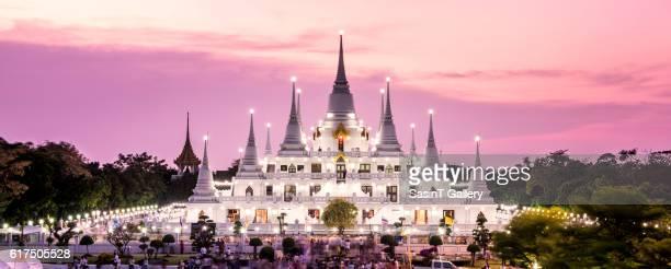 Prang Temple Wat Asokaram