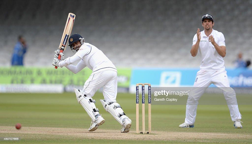 England v Sri Lanka: 1st Investec Test - Day Five