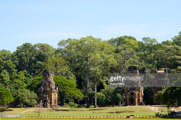 Prasat Suor Prat of Angkor Thom