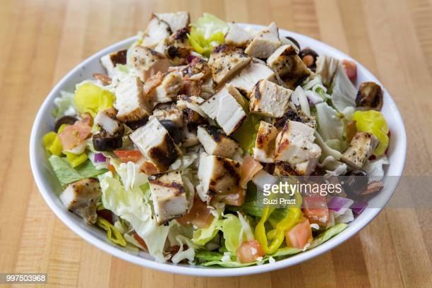 Pratt Wingdome Salad