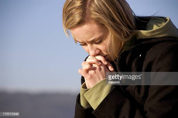 pray 03 - humility stock pictures, royalty-free photos & images