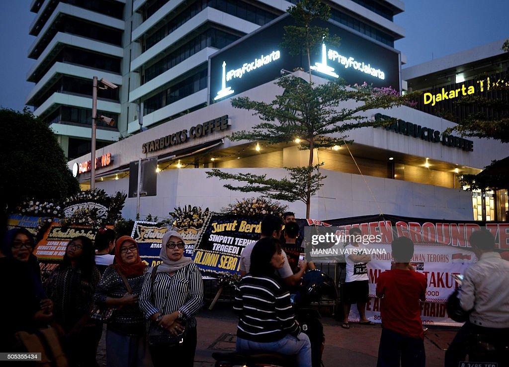 INDONESIA-UNREST : News Photo