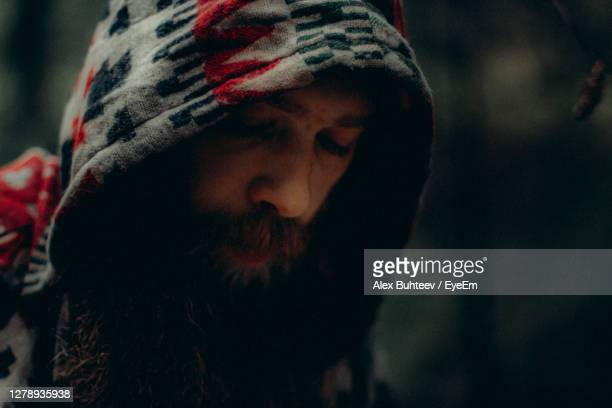 pray of shaman - looking stock pictures, royalty-free photos & images