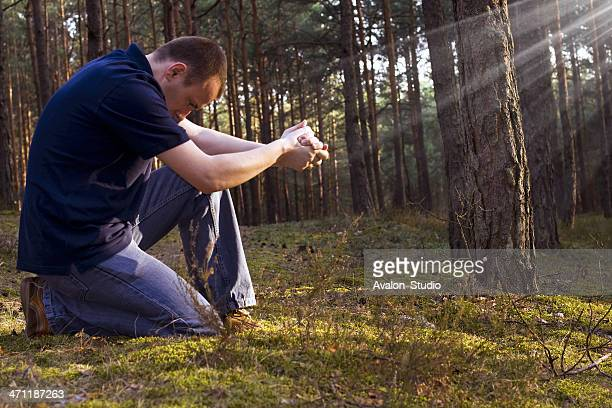 pray - images of jesus healing stock pictures, royalty-free photos & images