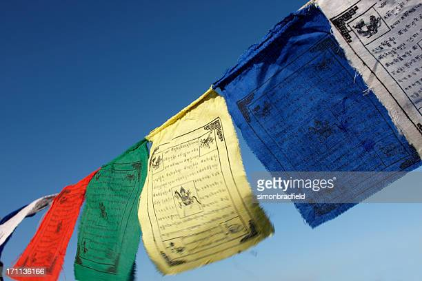 Prayer Flags in the Breeze
