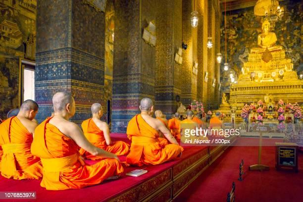Prayer Monks