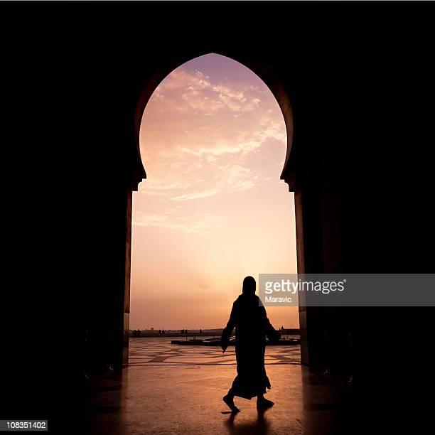 oração - ramadã - fotografias e filmes do acervo