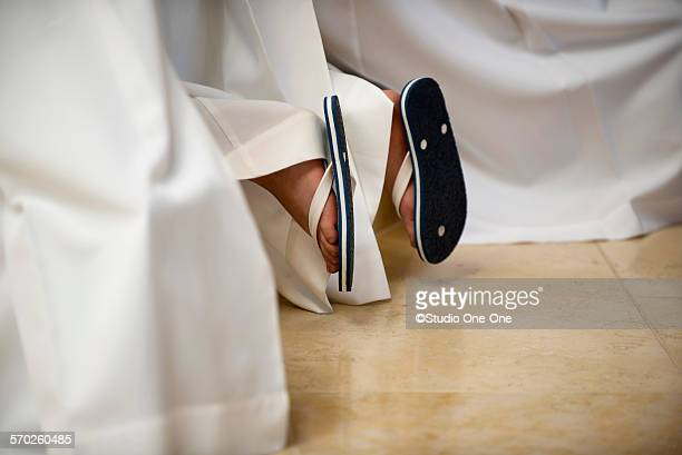 Prayer Sandals