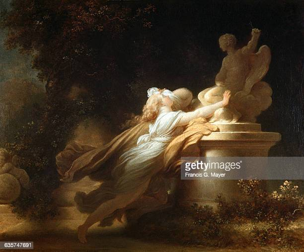 Prayer to Cupid by JeanHonore Fragonard